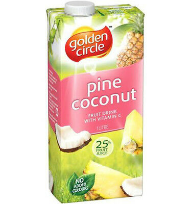 Golden Circle Pineapple Coconut Juice 1l