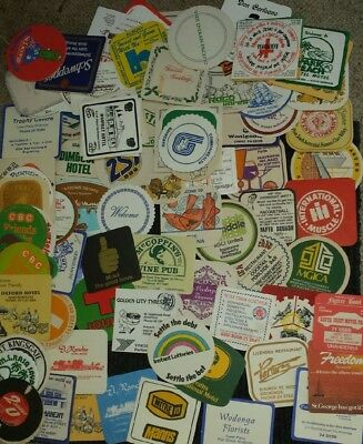 Collectable beer coasters - 1,000s