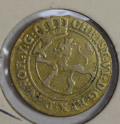 Norway 1734 8 Skilling silver  N0128 combine shipping