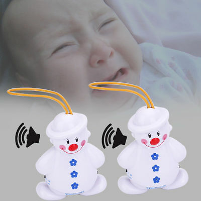 Night View Baby Cry Sound Audio Nanny Monitor Alarm Receiver Transmitter
