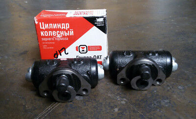 Cilindretto Ruota Freno Post. Lada Lada Niva Kit 2 Pz Orig. 21050-3502040-00