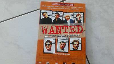 Wanted  double DVD avec johnny