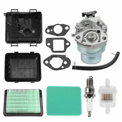 Replace Carburetor+Air Filter Cover+Fuel Filter For HONDA GCV135/160 GCV190 Part