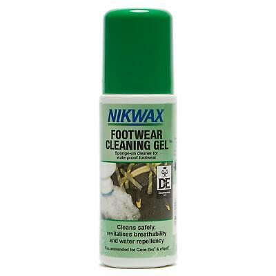 Nikwax Footwear Cleaning Gel Sponge-on cleaner - 125 ml