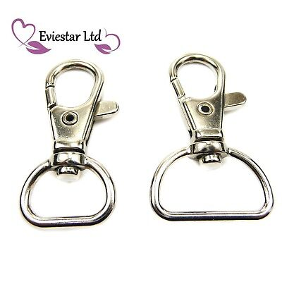 Clasps Lobster Swivel Trigger Clips Snap Hook for 14 and 20mm strapping,ATA5