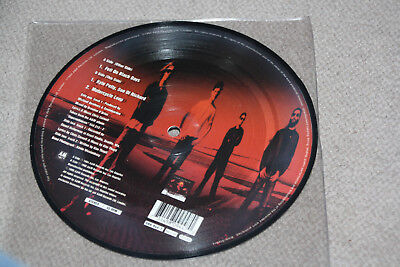 "7"" Vinyl SOUNDGARDEN Fell on black days UK 1996 PICTURE Disc RARE + Press FOTO!!"