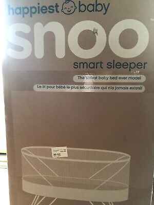 Snoo Smart Bed, $1100 value for $700, Free Shipping, New and in Sealed Box