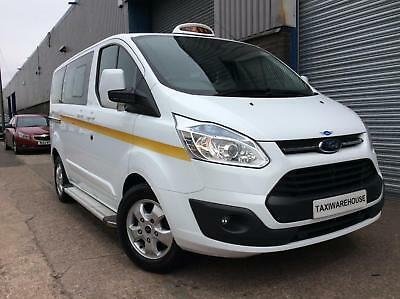 ** Ford Transit Fx8 Taxi **