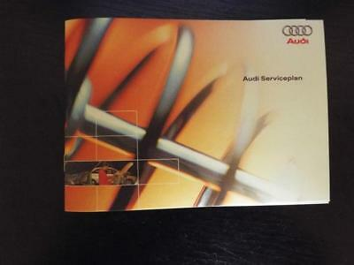 Audi A4 Service Book, Brand New And Genuine, For All Petrol & Diesel Model Cars