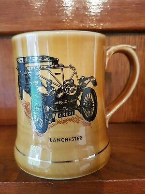 Wade tankard for RK product - veteran car 1903 LANCHESTER