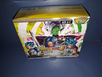 New BANDAI Sealed Dragonball Super Union Force