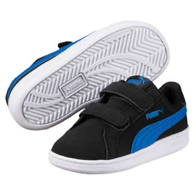 Puma Smash Fun Buck V PS 36159210 azzuro scarpe basse