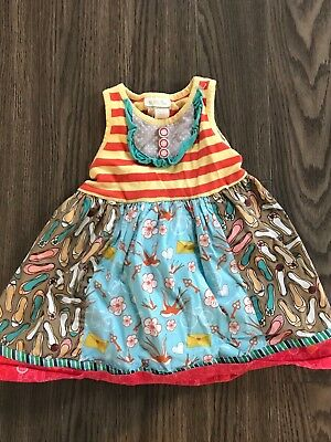 Matilda Jane 18 months Adorable Dress