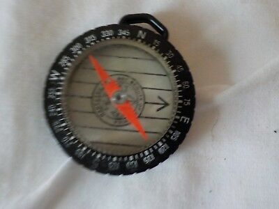 Vintage 70's Taylor Instrument Co USA BOY SCOUTS OF AMERICA Compass