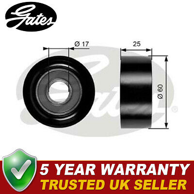 Gates V-Ribbed Belt Guide Pulley T36176  - BRAND NEW - GENUINE - 5 YEAR WARRANTY