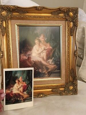 The Toilet Of Venus Francois Boucher French Oil In Canavas Framed Copy1703
