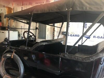 1917 Ford Model T  model t ford