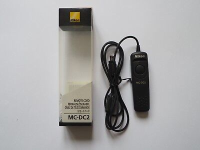MC-DC2 Remote Control Shutter Release for Nikon DX Cameras - never used