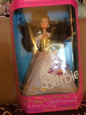 SUMMIT BARBIE Doll Special Edition Mattel