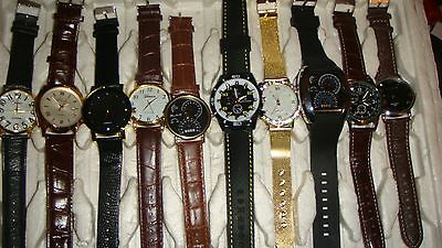 TRADE ONLY JOB LOT OF 10 NEW  X  MIXED WATCHES 100% new and working