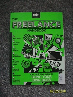 The Freelance Handbook Your Definitive Guide To Being Your Own Boss Bookazine