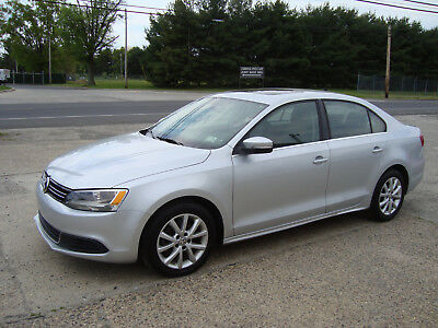 2014 Volkswagen Jetta SE CLEAR TITLE NOT Salvage; Rebuildable Repairable
