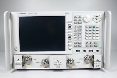 Keysight Used N5221A 10 MHz to 13.5 GHz PNA network analyzer 4 Port (Agilent)