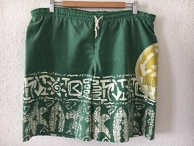 UCLA Badehose Sport Surfshorts Vintage Original University of California Gr. XL