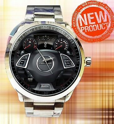 New Hot !! 2017 Chevrolet Camaro ZL1 cock pit Watches BEST Seller