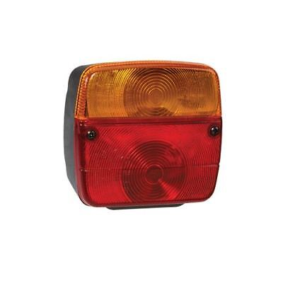 86460BL Narva Rear Stop / Tail Direction Indicator Lamp with Licence Plate Optio