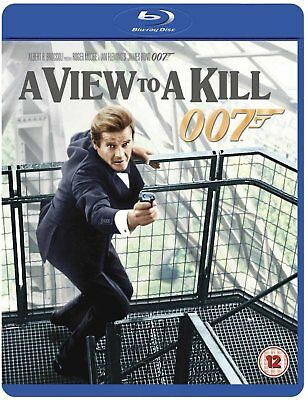 A View to a Kill [1985] (Blu-ray)