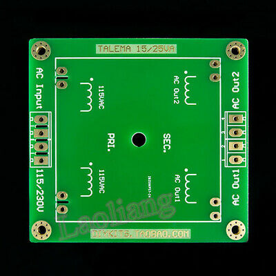 Bare PCB Mounting PCB Install Circuit Board For Talema Seal Transformer Square