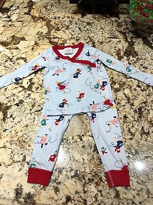 Hanna Andersson Size 90 Pajamas (US Size 3)