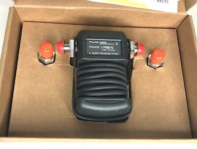 Fluke 700P02 Differential Pressure Module, Non-Isolated, 0 to 1.0000 PSID - NEW!