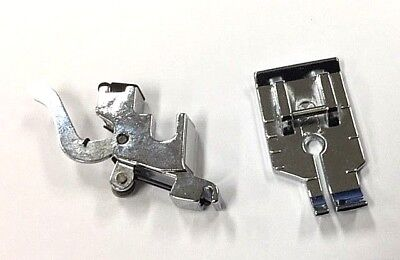 "1/4"" Patchwork  Foot  Clip-On (Snap-On) + Low Shank Adapter  Universal"