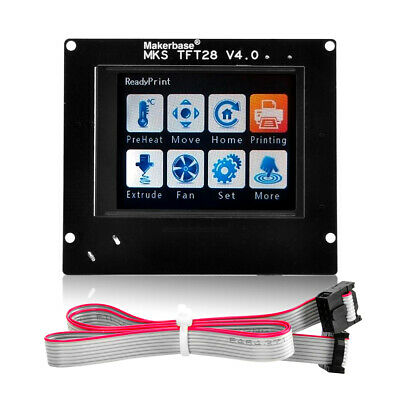 MKS TFT28 2.8 Inch Full Color Touch Screen 3D Controller Board for 3D Printer