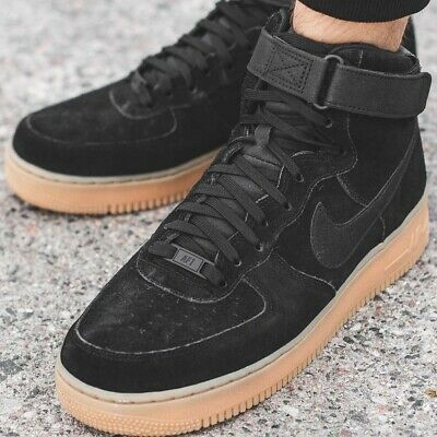 on sale 5e6df 5c061 NIKE AIR FORCE 1 HIGH  07 LV8 chaussures hommes montantes sport A1118-001