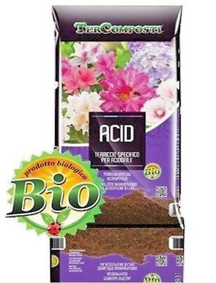 Acid Terriccio Acidofile lt 45 Tercomposti