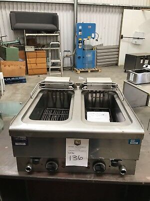 Commercial Stainless Electrolux Electric Fryer