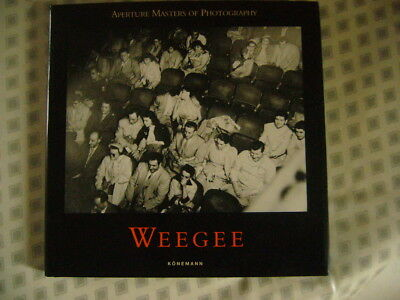 Photographie Weegee Aperture masters of photography Könemann 1997