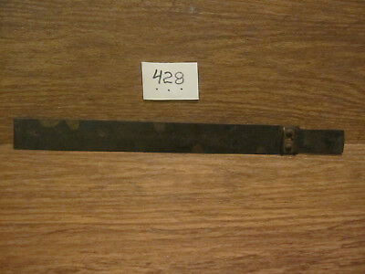 """1) Globe Wernicke Stacking Barrister Bookcase Copper Flashed Side Band 11-1/4"""" L"""