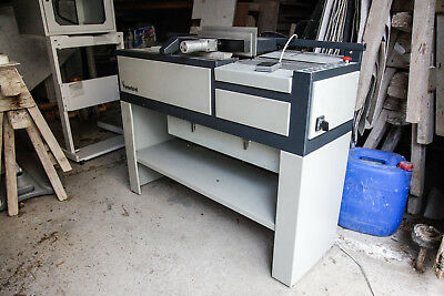 Interbind b.V. Holland Modell CEDU 3406/36004 Buchbindemaschine