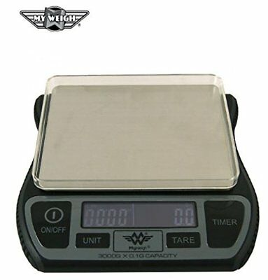 My Weigh Barista Digital Kitchen Scale with Counting Feature and Timer Operation