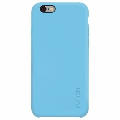 NEW Cygnett Flex360 Silicone Case For iPhone 6S - Blue Edge protection