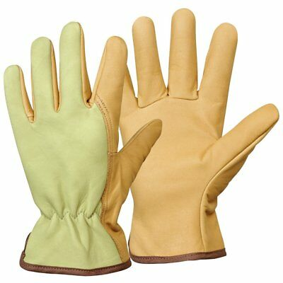 Rostaing gt6s/ft07Guanti Giardinaggio Made in francia Beige/Verde 33x 13x 3c