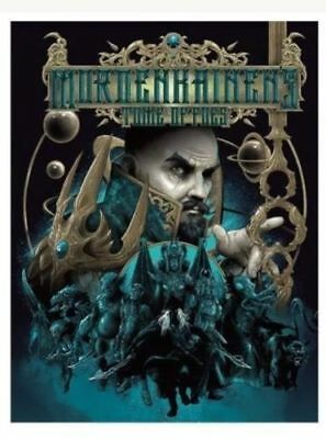D&D Limited Edition Mordenkainen's Tome of Foes Alternate Art (READ DETAILS!!)