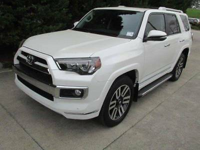 2016 Toyota 4Runner Limited Toyota 4Runner limited SUV 4WD