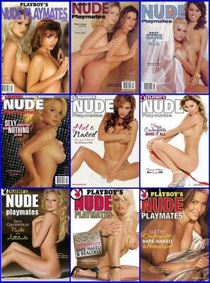 Playboy's Nude Playmates- 12 Issues - 1997/2010 - High Quality Digital Pdf