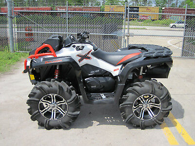 2016 Can Am Outlander 850 Xmr Warn Winch Itp Wheels Deliver Poss Fl Ga