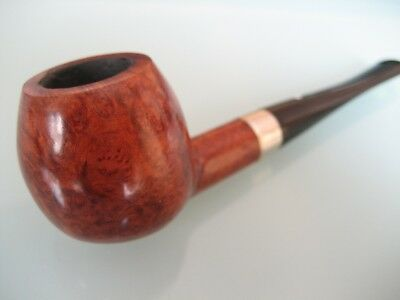 1971 (?) Estate Dunhill Root Briar Apple Pipe Pfeife Pipa Diehl München